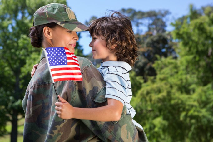 The researchers found that military-connected youth had greater odds of substance use, experience of physical violence and nonphysical harassment, and weapon carrying.