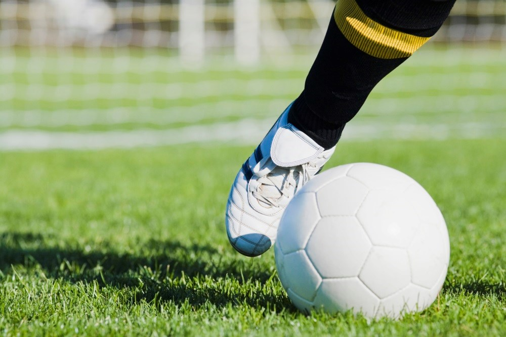 A new report concluded that girls actually face a higher risk for soccer concussions than boys.