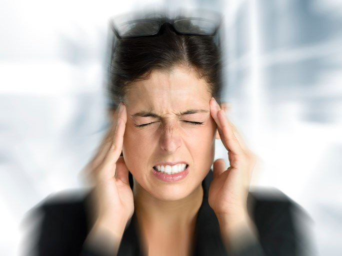 Cluster headache is by definition the most painful form of headache and in its chronic form may produce multiple daily attacks.
