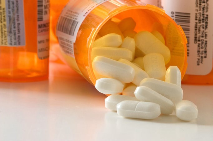 Prescription opioid-related disorders increased from 2003 to 2013.