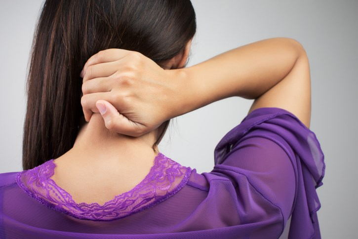 Two alternative therapies -- acupuncture and the Alexander Technique -- appear equally beneficial for the long-term relief of chronic neck pain.