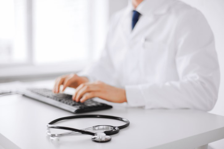 A survey found that 56% of the patients had sent their doctor an e-mail within the past year, and 46% had used e-mail as the primary way to contact their doctor about medical issues.