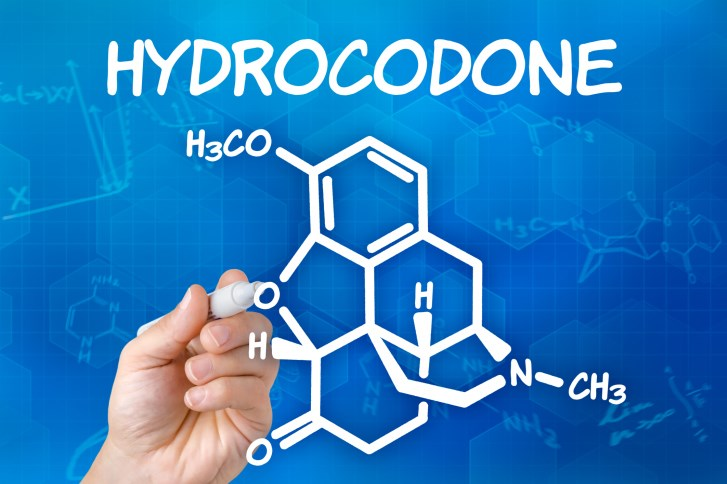 """""""Benzhydrocodone has the potential to provide acetaminophen-free analgesia while also disincentivizing intranasal abuse."""""""