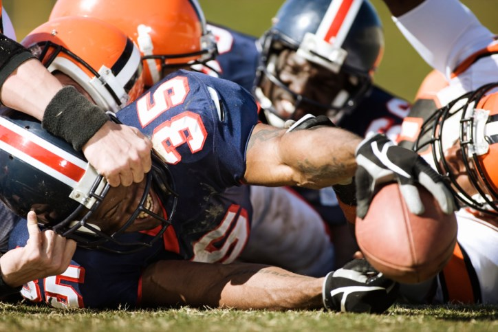 Physicians should take a more active stand against tackle football.