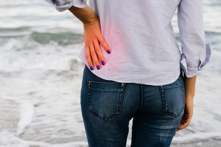 Effects of Pain Catastrophizing on Women With Chronic Low Back Pain
