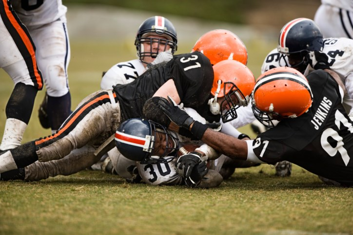 Sports-Related Concussions: How Many Are Too Many?
