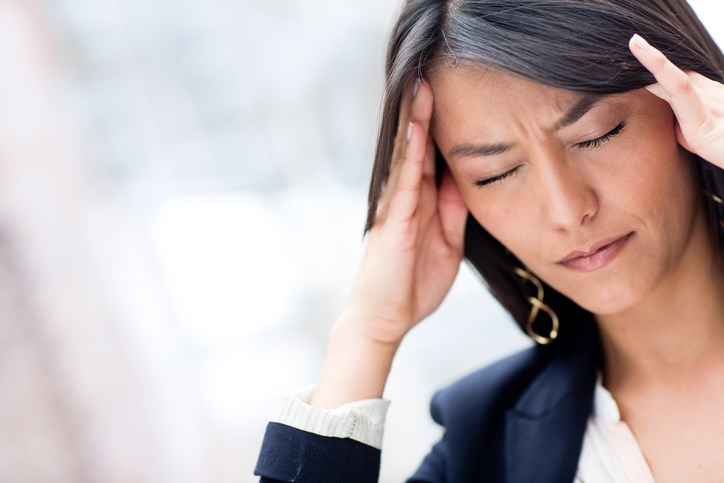 Patients with chronic migraine experience TMD symptoms such as tenderness in the masticatory muscles, and a type of secondary headache attributed to TMD.
