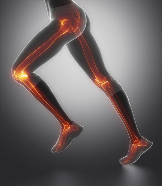 Rheumatoid Arthritis: Different Mechanisms for Different Joints