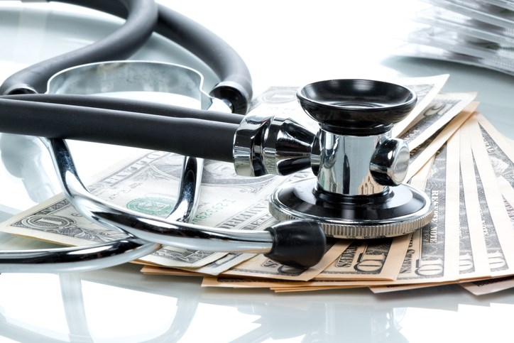 The money included $1.8 billion in general payments to doctors, $544 million for ownership interests like stock options and partnership shares, and $75 million in payments for research efforts.