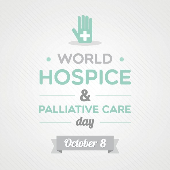 October 8th was Worldwide Hospice and Palliative Care Day.