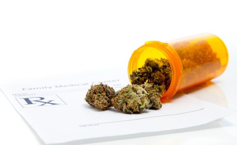 Severe Arthritis Complaints & Medical Marijuana Use