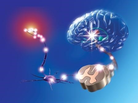 Migraine Treatment With Self-Controlled Electric Stimulation