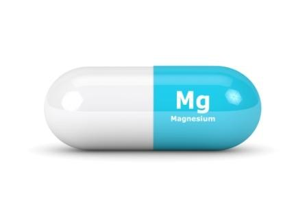 Magnesium may be taken at 500 mg 1 to 2 PO per day, depending on weight.