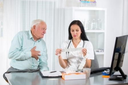 Undiagnosed Chest Pain May Increase Cardiovascular Risk