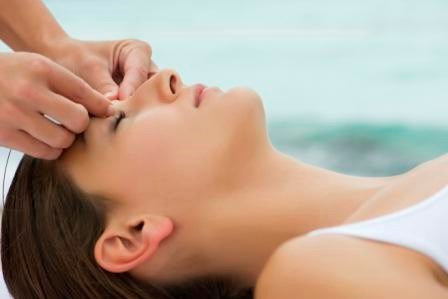 Acupressure Not Effective as Adjunctive Therapy to Sodium Valproate for Chronic Migraine With Aura