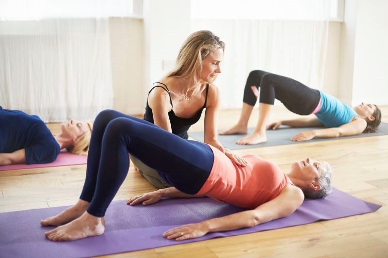 Pilates Effective in Alleviating Chronic Low Back Pain