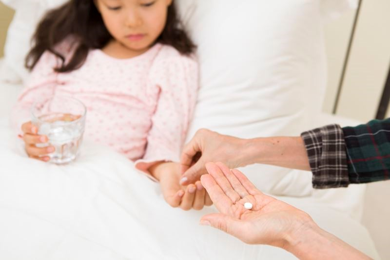 Antidepressants for Chronic Pediatric Pain?