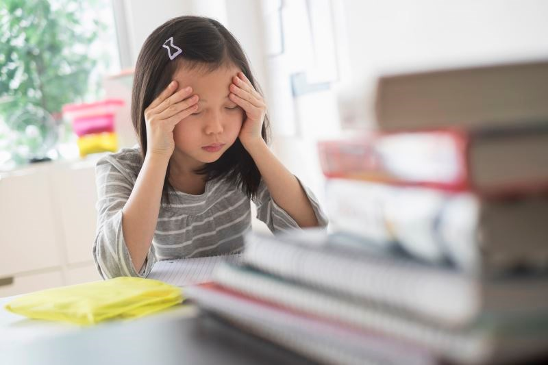 "Children with headache-related disorders and sleep disturbances should be educated ""on nonpharmacologic, lifestyle changes to improve sleep."""