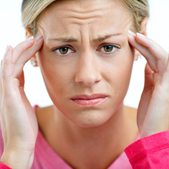 The women in this study were predominantly taking nonsteroidals and triptans to treat their migraines.