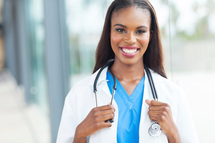 Publicly reported data gathered by researchers showed that in 2012, blacks made up 3.8% of practicing physicians.