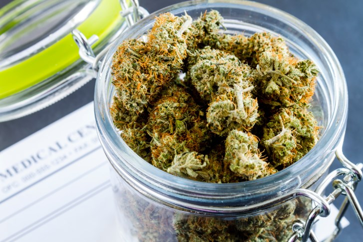 Illinois just issued its first medical marijuana dispensary license.