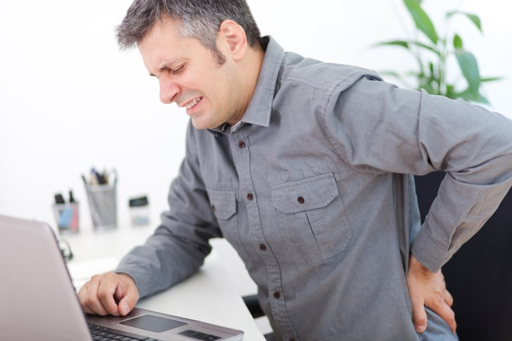 Low back pain is one of the most common pain syndromes.