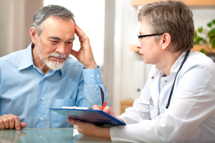 Perceived Control Important in Treating Pain, Depression in Older Patients