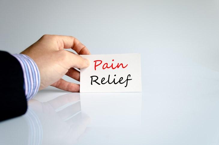 Chronic pain involves a spontaneous component of pain as well as an affective component of pain.
