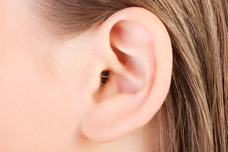 Acupressure is traditional Chinese medicine therapy in which pressure is applied to the external ear at precise acupoints, each believed to correspond to a particular area of the body.
