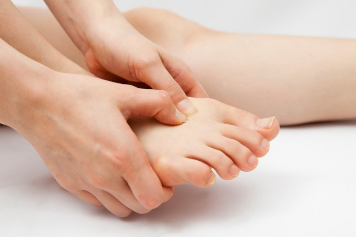 Plantar Fasciitis Pain Eased With Stretching Exercises