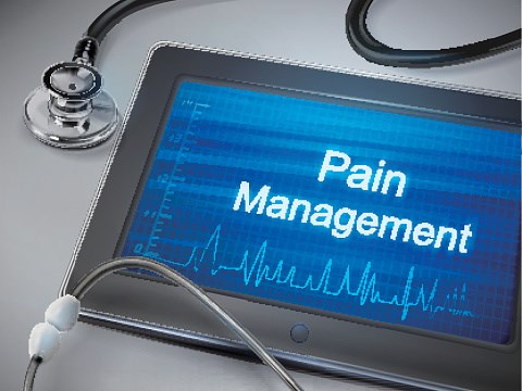 Patients with pain are more likely to have anxiety and depression.