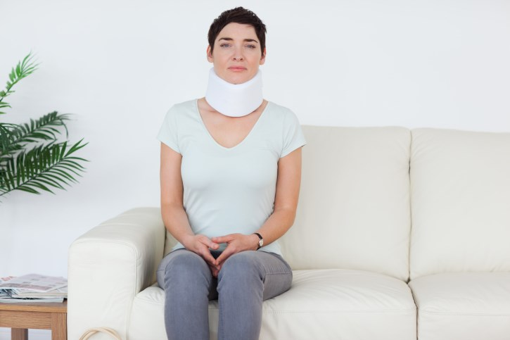 Neck Collar Could Help Prevent Mild Traumatic Brain Injury