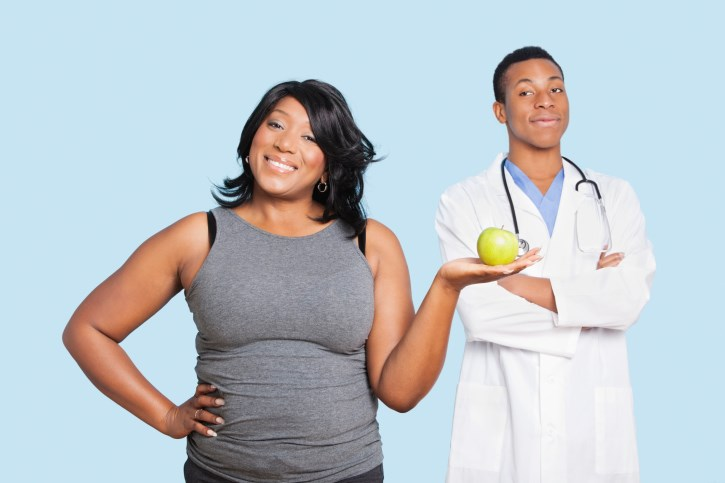 Losing a large amount of weight slows the loss of knee cartilage in obese people.