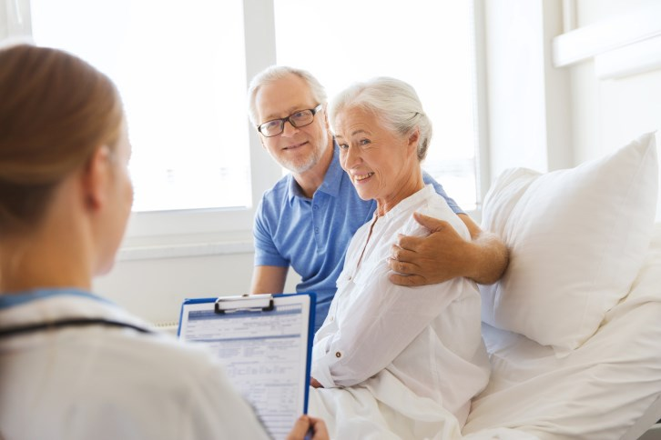 A change from minimally restricted to unrestricted visitation hours is associated with improved satisfaction among patients' family members.