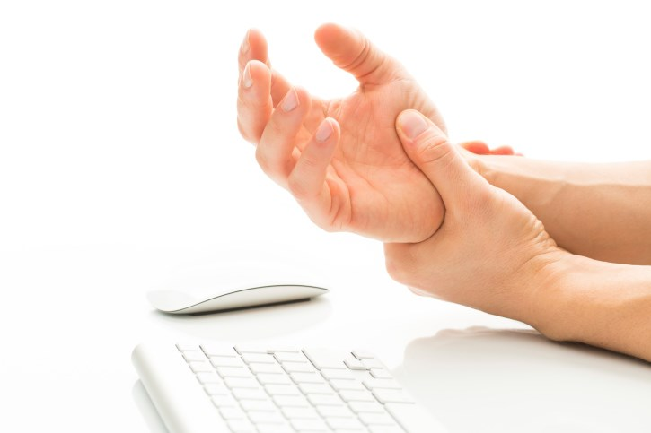 Patients with chronic neuropathic hand pain may benefit from neuromodulation therapy when conventional treatments fail.