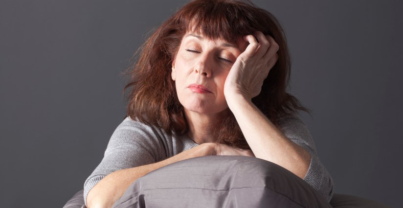 Migraines increase in frequency as women approach menopause.