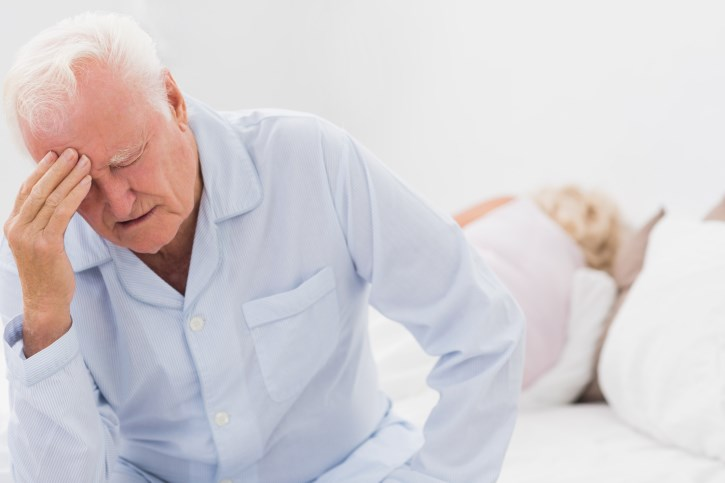 Probable Medication Overuse in Elderly With Migraine