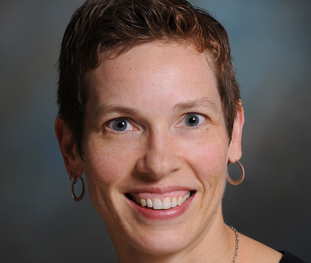 Erin E. Krebs, MD, MPH, from the Women's Health Medical Director at the Minneapolis VA Health Care System.