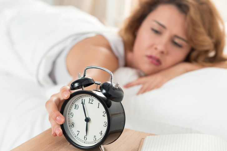 Sleep disruption alters positive affective pain modulation.