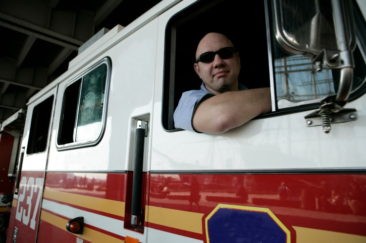 9/11 firefighters twice as likely to need surgery for chronic rhinosinusitis.