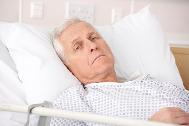 Staying in the ICU after surviving a life-threatening illness may put some patients at high risk for psychiatric symptoms.