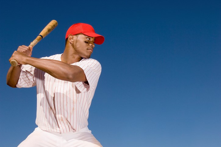 Baseball players often present with medial elbow pain