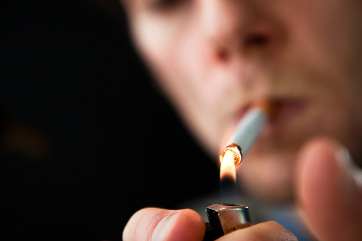Environmental factors such as cigarette smoking have been associated higher RA risk.