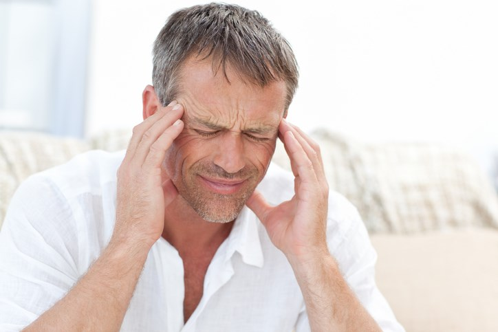 sTMS was approved by the FDA for the treatment of acute migraine with aura.