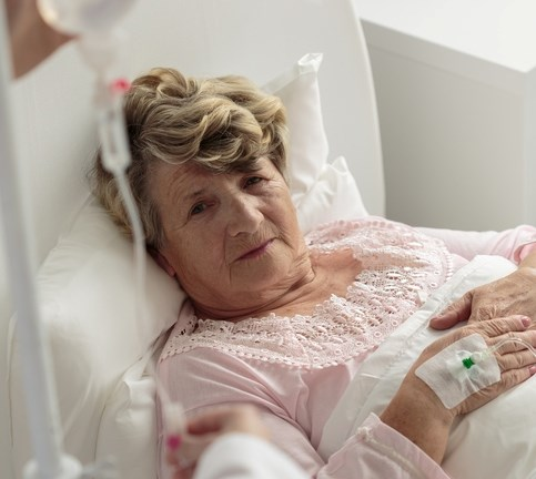 The elderly at at low risk of long-term opioid following surgery.