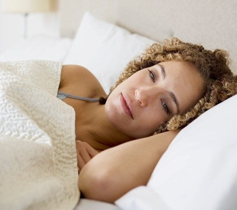 Individuals suffering from chronic pain frequently have nighttime sleep disturbance.