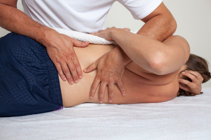 Combining Spinal Manipulation and Exercise for Low Back Pain in Adolescents