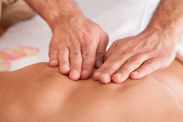 Clinical Massage, Guided Imagery for Pain, Anxiety