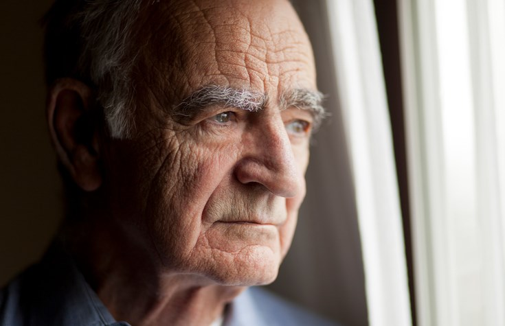 Link Between Chronic Pain and Suicide in Elderly Men