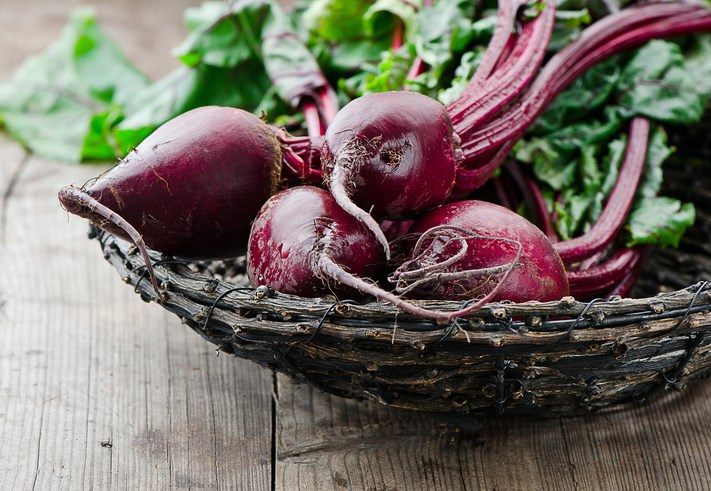 Migraineurs process nitrate- and nitrite-containing foods such as beets differently than the general population.